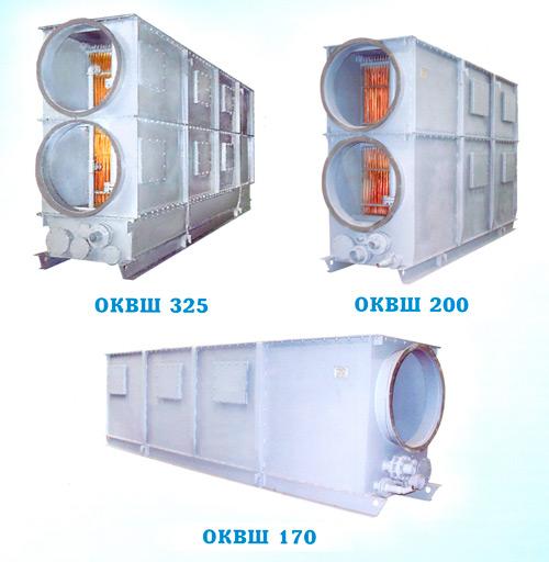 водоохладители шахтные типа ОКВШ