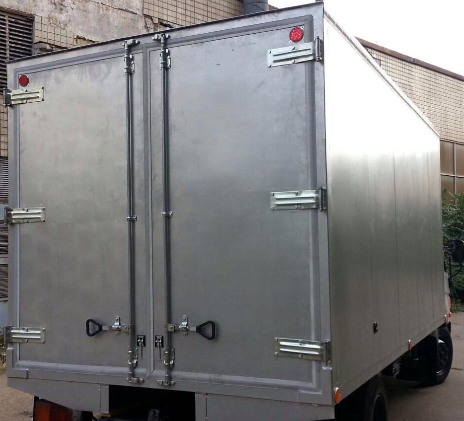Изотермический фургон на базе Hyundai HD78